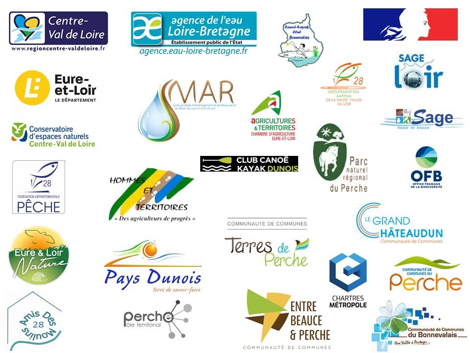 rien que pour le volet milieux aquatiques les partenaires du syndicat sont au nombre de 23 rassembls au sein du comit de pilotage du contrat
